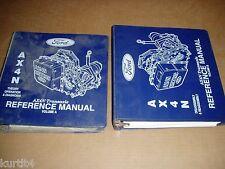 Ford Mercury AX4N transmission service shop manual 1994 99 01 03 04 05 07 Taurus