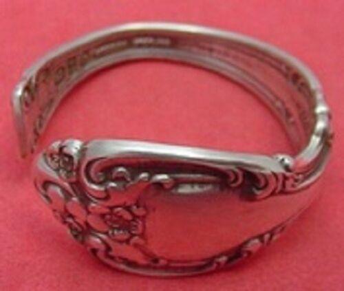 "Melrose by Gorham Sterling Silver Napkin Ring Custom Made 1 1//4/"""