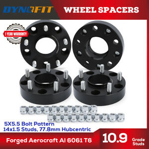2012-2018-Dodge-Ram-1500-5x5-5-Hub-Centric-Wheel-Spacers-1-5-Inch-14X1-5-Studs