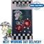 Free P/&P Jockey Wheels Pulleys Fast Freddy 7075 Alloy Ceramic Bearing Red Pair