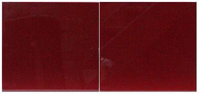 Türen in Hochglanz rot 40x38cm IKEA Effektiv Paar