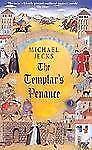 The Templar's Penance (Knights Templar)-ExLibrary