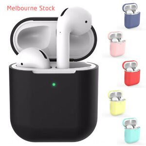 For-Apple-AirPods-Case-1-amp-2-LED-Visible-Silicone-Cover-Slim-Skin-Anti-Falling