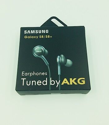 Official Galaxy S8 S8 In Ear Headphones Eo Ig955bsegww Fone Stuff Tuned 883781477885 Ebay