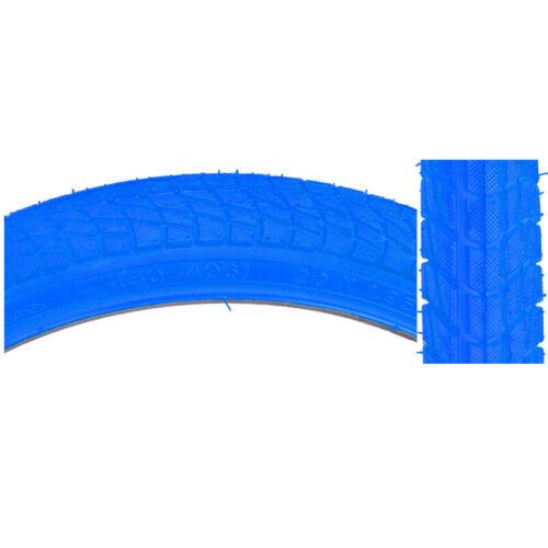 "Sunlite Kontact Tire 20 x 1.95/"" Blue"