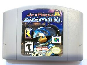 Jet-Force-Gemini-NINTENDO-64-N64-Game-Tested-Working-amp-Authentic