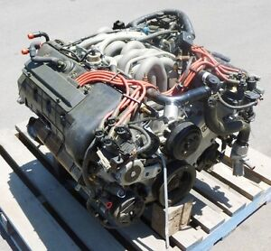 FORD-LINCOLN-NEW-4-6L-V8-QUAD-CAM-ENGINE-1996-F6LE-BLOCK-CASTING-PARTS