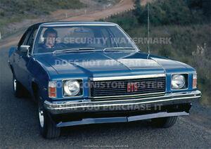 Image is loading HOLDEN-HJ-MONARO-GTS-4-DOOR-A3-POSTER- & HOLDEN HJ MONARO GTS 4 DOOR A3 POSTER PRINT PICTURE IMAGE PHOTO | eBay