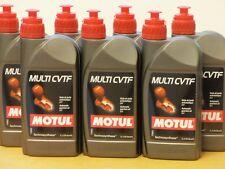 12,-€/l  Motul Multi CVTF 7 x 1 Ltr CVT transmission oil