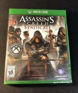 Assassin S Creed Syndicate Greatest Hits Xbox One New Ebay