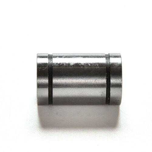 1//6//10X LM8UU 8mm Linear Ball Bearing Bush Bushing For Rod RepRap 3D PrinteLD