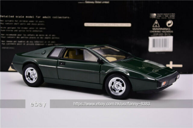 buy sale hot products huge selection of AUTOart 1 18 Lotus Esprit Turbo