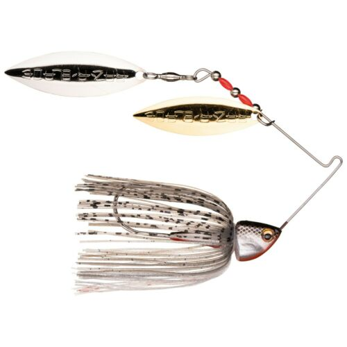 Any 7 Colors Fishing Lure Baits Strike King Spinnerbait Burner 1//2oz BURN12