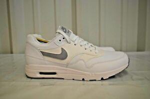c424963d58 Women's Nike Air Max 1 Ultra Essentials White Wolf Grey Pure ...