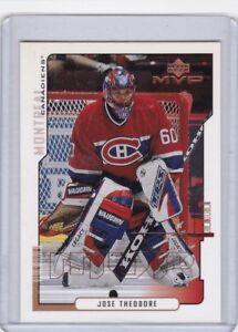2000-01-UPPER-DECK-MVP-NO-60-JOSE-THEODORE-MONTREAL-CANADIENS