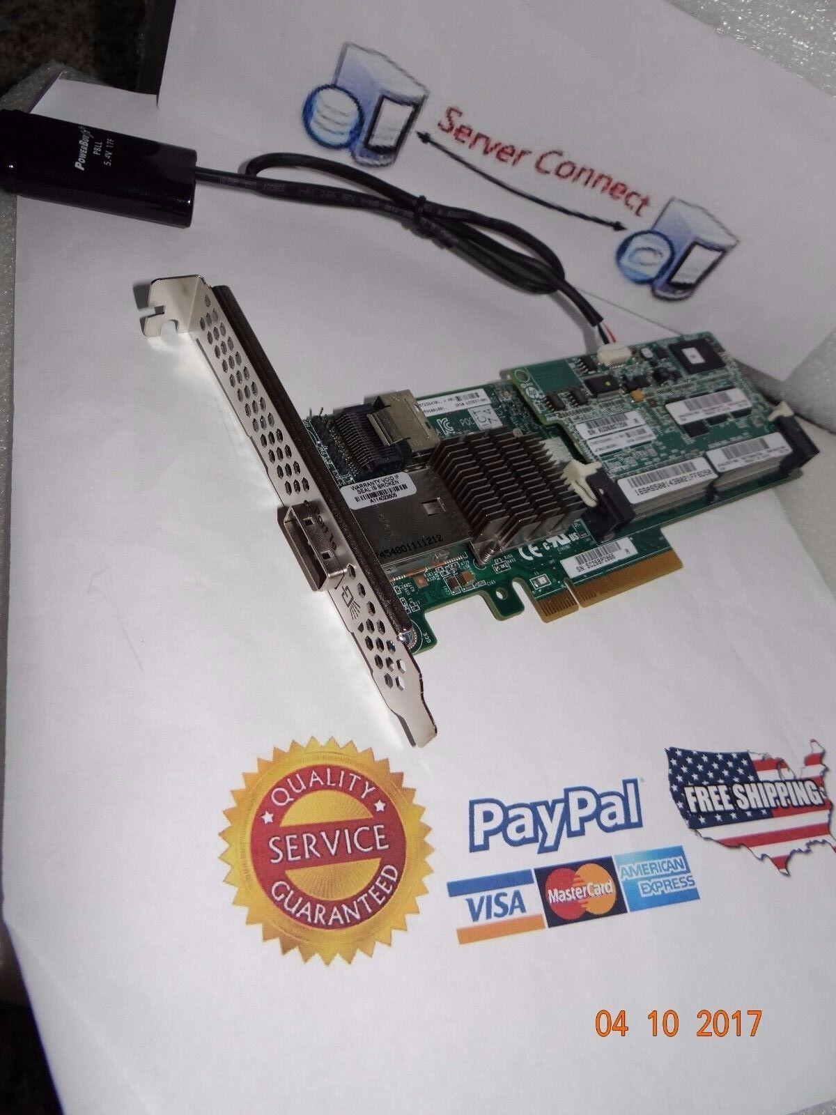 NEW In Bag HP Smart Array P421/1GB FBWC 6Gb 2