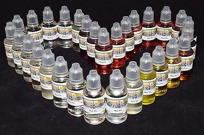 Pick Your Flavors! 14 x 30ml 14E-Liquid MAX VG V Juice USA 0-Nicotine