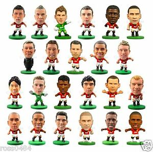 Manchester-United-CLEARANCE-SoccerStarz-Figures-Players-Figurines-Official
