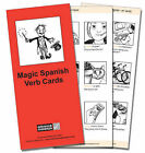 Magic Spanish Verb Cards by Cambridge University Press (Mixed media product, 2007)