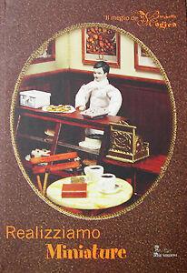 libro-manuale-REALIZZARE-MINIATURE-modellismo-roombox-case-di-bambola-stampi
