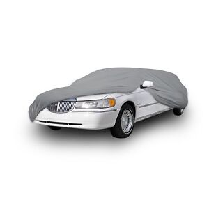 Limousine Limo Stretch Sedan Car Cover for CADILLAC Cover 24 ft WATERPROOF