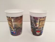 Star Wars Special Edition - Pizza Hut Pepsi cups (1997)