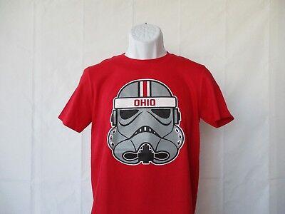 Cincinnati Reds Football Star Wars StormTrooper Adult Red Size S-3XL New