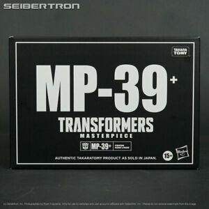 MP-39+ SPIN-OUT Transformers Masterpiece G1 Spinout Hasbro 2021 New **IN STOCK**
