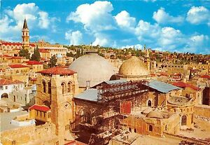 BG14414 church of the holy sepulcre   jerusalem   israel