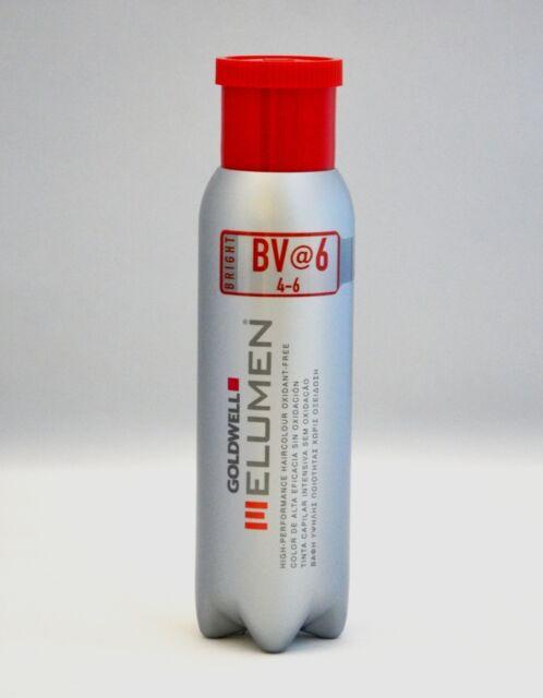 Goldwell Elumen tinte para cabello Bv@6 200ml Super precio | eBay