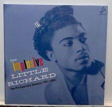 LITTLE RICHARD Implosive Pre-Specialty Sessions 1951-1953 MONO VINYL LP Sealed