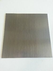 ".040 Clear Anodized Aluminum Plate Sheet Plate 12/"" x 24/"""