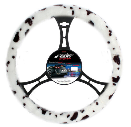 coprivolante auto simoni racing fluffy dalmatian