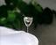 4Ct-Round-Cut-Moissanite-Diamond-Solitaire-Stud-Earrings-14K-White-Gold-Finish thumbnail 3