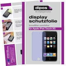 2x Apple iPod Touch 5G  Modell 2012 Schutzfolie klar Displayschutzfolie Folie