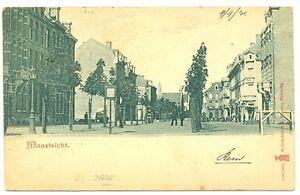NEDERLAND-1910-AK-MAASTRICHT-STRATENMAKERS-VW-PE-EX