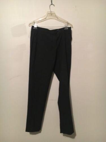 de Femmes 94 Affaires costume laine Crew Favorite 10t noir J formelles Fit Pantalon Taille IUx0qWz7