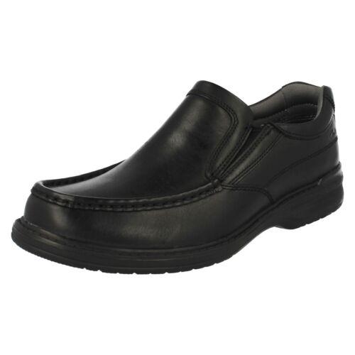 Zapatos Cordones Casuales Negro Clarks Cuero Keeler Hombre Sin Step 4XqS80