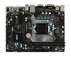 MSI B150m Pro-vd B150 Dualddr4-2133 Sata3 DVI VGA USB 3.1 mATX