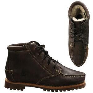 botas 18616 M1 para Horren oscuro Up Chukka marrón de Timberland Lace mujer color wFOpqnpIP