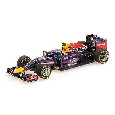 Minichamps 1:43 - Infiniti Red Bull RB10 2014 - Sebastian Vettel - 410140001