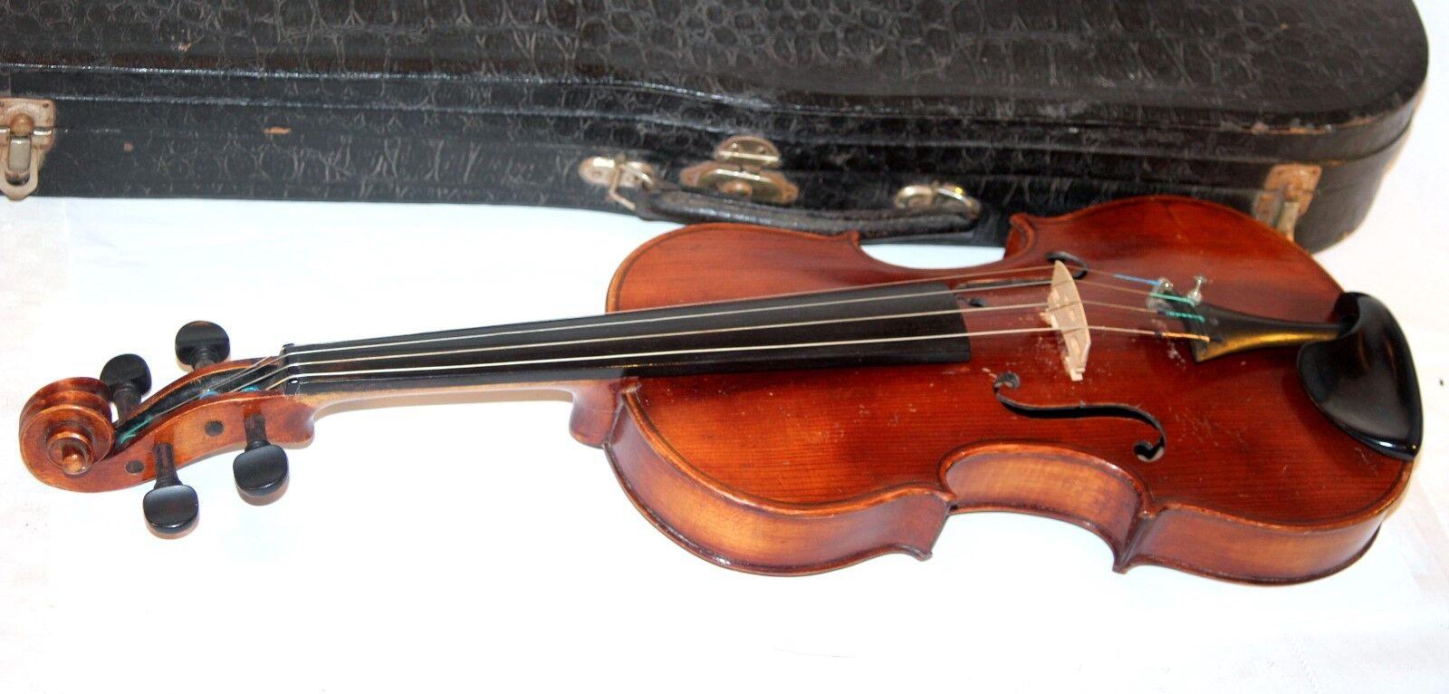 Jean Baptiste Vuillaume Geige Violine Holz Instrument Koffer  Antik 1844  7897