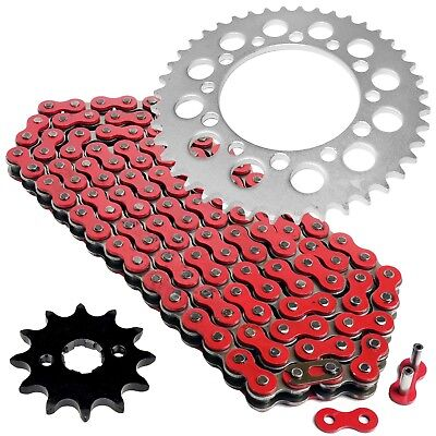 Front /& Rear Steel Sprocket Kit ATV//UTV HONDA TRX200D FourTrax Type II 1991-1997