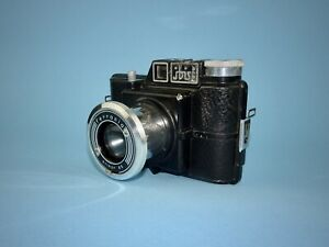 Ferrania-Ibis-6-6-camera-made-in-Italy-in-the-1950s-full-working-order