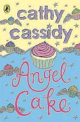 """""""AS NEW"""" Cassidy, Cathy, Angel Cake Book"""