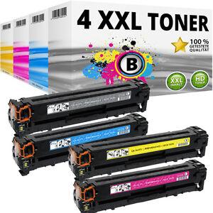 4-xl-toner-pour-HP-Laserjet-pro-200-Color-m251n-m251nw-m276n-m276nw-131x-131a-set
