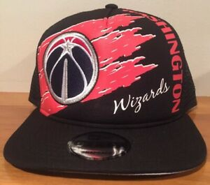 731211953 Details about Washington Wizards Swipe 90's New Era 9Fifty SnapBack Hat Cap