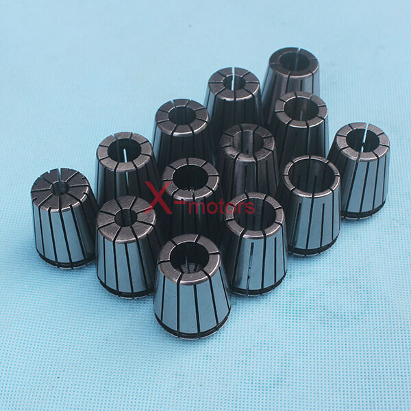 "New 13Pcs ER32 Spring Collet Set 1//16/""-3//4/"" CNC Super Precision Milling tool BP"