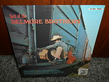 The Delmore Brothers Best Of The King Starday SK 1090 Stereo LP