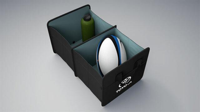 TOYOTA GENUINE FOLDABLE BOOT STORAGE BOX PZQ7500000